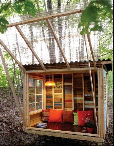 Baumkrone 🌲, Klare Fenster / Kameras / neben Büro / Küchenfenster, Beide … #WoodWorking