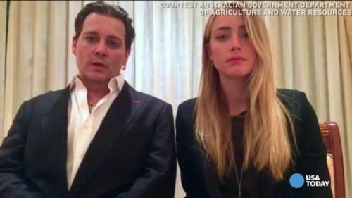 Johnny Depp, Amber Heard's apology to Australia not unlike... #AmberHeard: Johnny Depp, Amber Heard's apology to Australia not… #AmberHeard