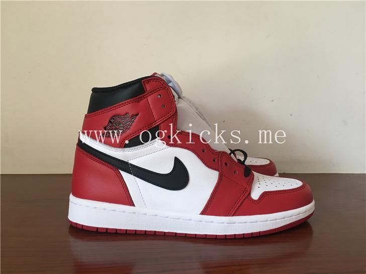 Air Jordan 1 Og Retro Chicago Ogkicks Me