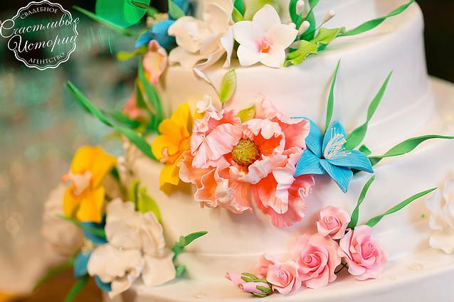 """Wedding cake, свадебный торт Свадьба в стиле """"Английский сад"""" Организация свадьбы в Краснодаре  Организация свадебное агентство """"Счастливые истории"""" #happystorieswed"""