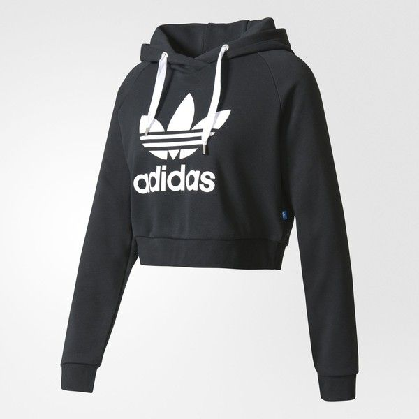 Best 25  Adidas cropped hoodie ideas on Pinterest | Cropped hoodie ...
