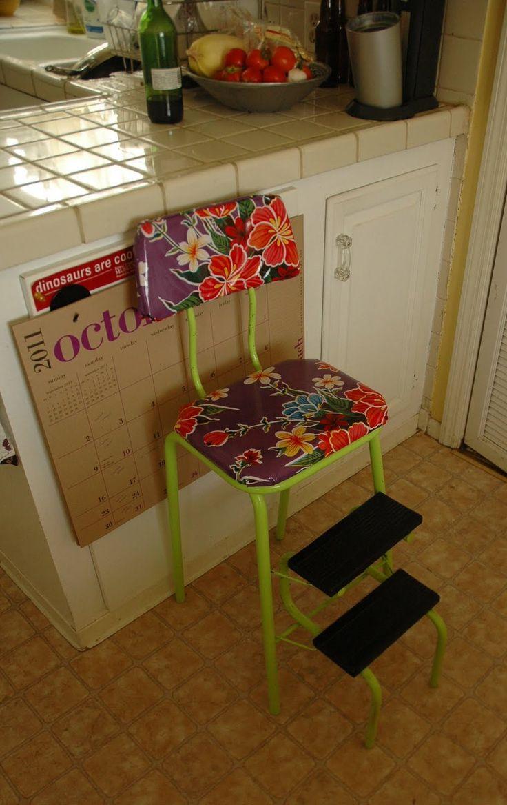 kitchen step stool chairRestore Marietta | Restore Marietta