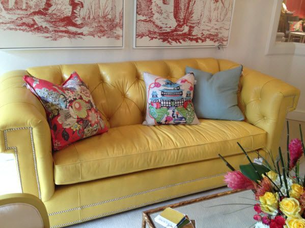 27 Best How To Decorate Around A Gold Sofa Images On