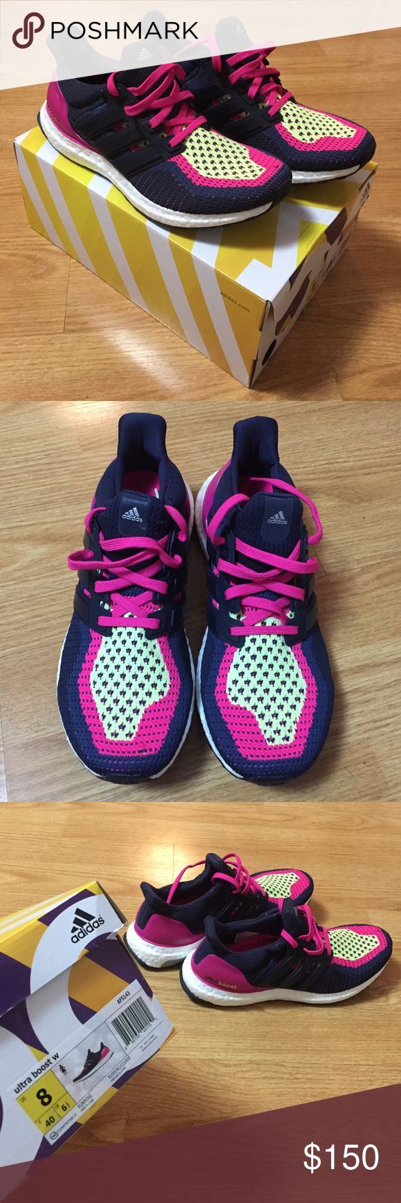 competitive price 88805 f67bb ... Adidas Ultra Boost, Womens size 8 Athletic Shoes Brand New In Box, ...
