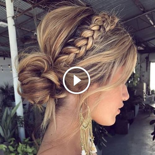 DIY: How to Make a French Braid!