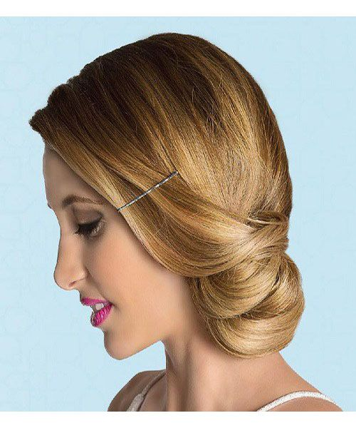 25 beautiful loose side buns ideas on pinterest bridal side bun 20 side bun hairstyles for every day and special occasions pmusecretfo Gallery