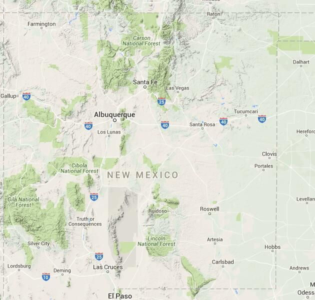 List of Universities in New Mexico | Map of New Mexico Colleges and Universities