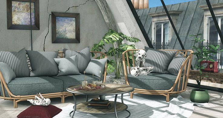#secondlife  home&garden