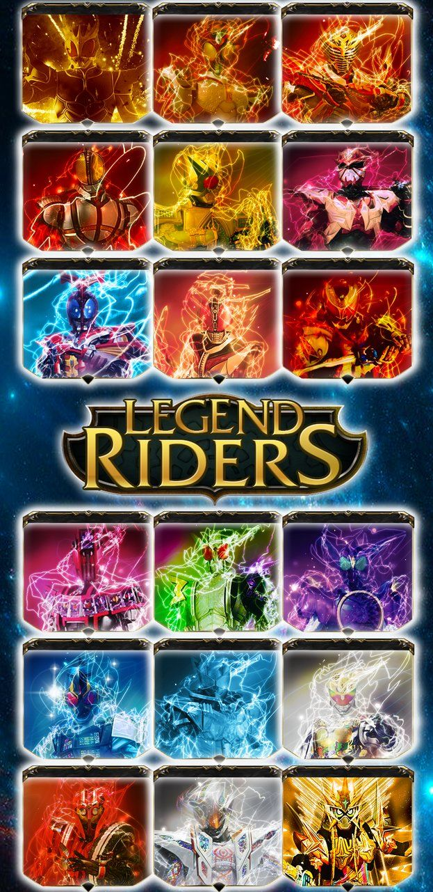 All Hesei Rider Final Form smartphone wallpaper by phonenumber123