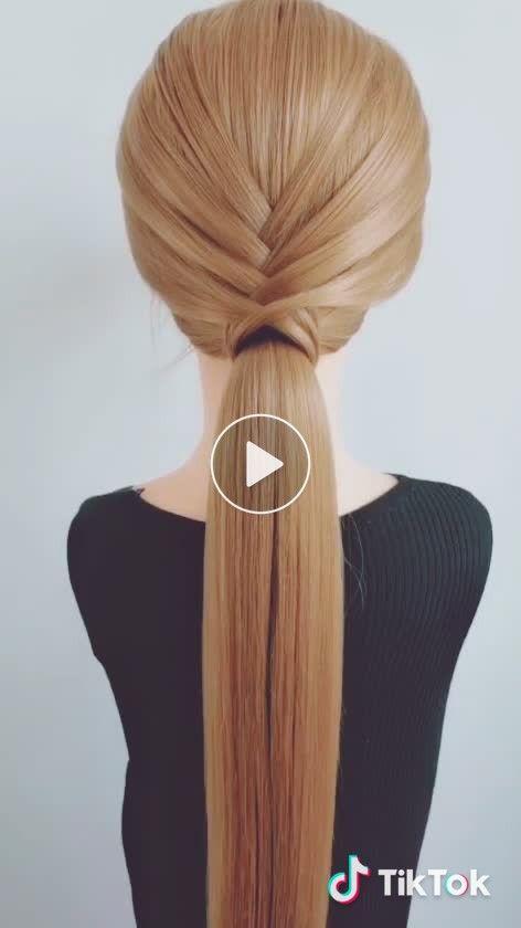 長髪髪型更新しました#可愛い😍 #長い髪