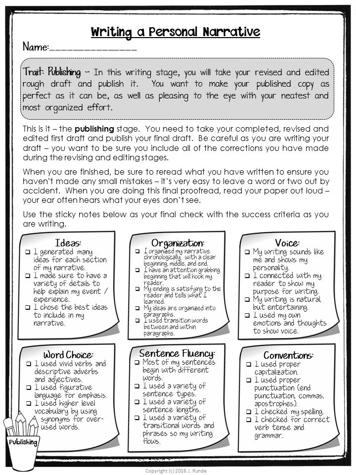 easy steps to writing a good essay