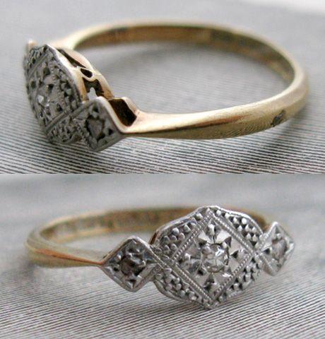 ..: Wedding Ring, Antique Rings, Style, Vintage Rings, Beautiful Rings, Rings 3, Vintage Love, Engagement Rings
