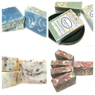Making your first cold processed soaps