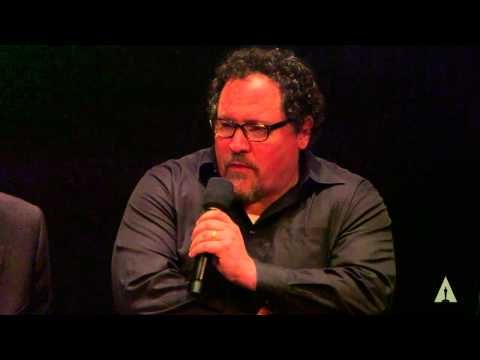 Walter Murch and Jon Favreau: Movies in Your Brain - YouTube