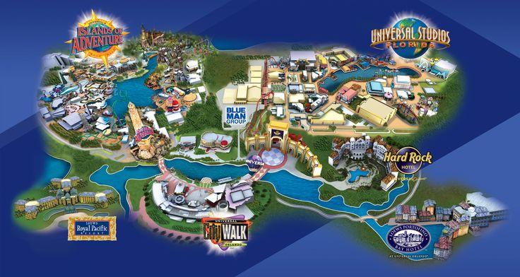 pdf map of universal studios orlando