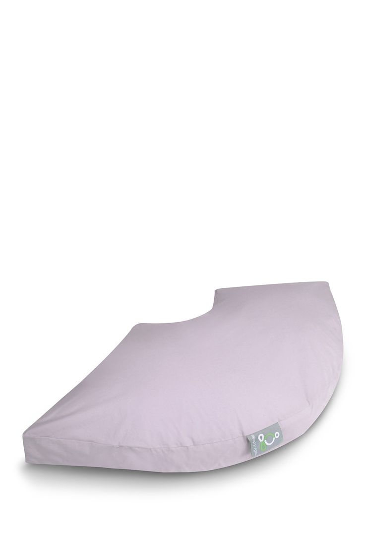 Rio Home - Sleep Yoga Side Sleeper Pillow Cover - Lavender is now 17% off. Free Shipping on orders over $100.
