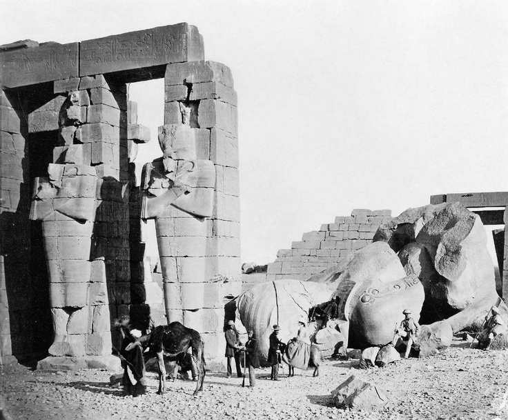 the magnificence of rameses ll in the history of ancient egypt Ramses ii: ramses ii, third king of the 19th dynasty of ancient egypt, whose reign  (1279-13 bce) was the second longest in egyptian history  simbel, with their  four colossal statues of the king, are the most magnificent and the best known.