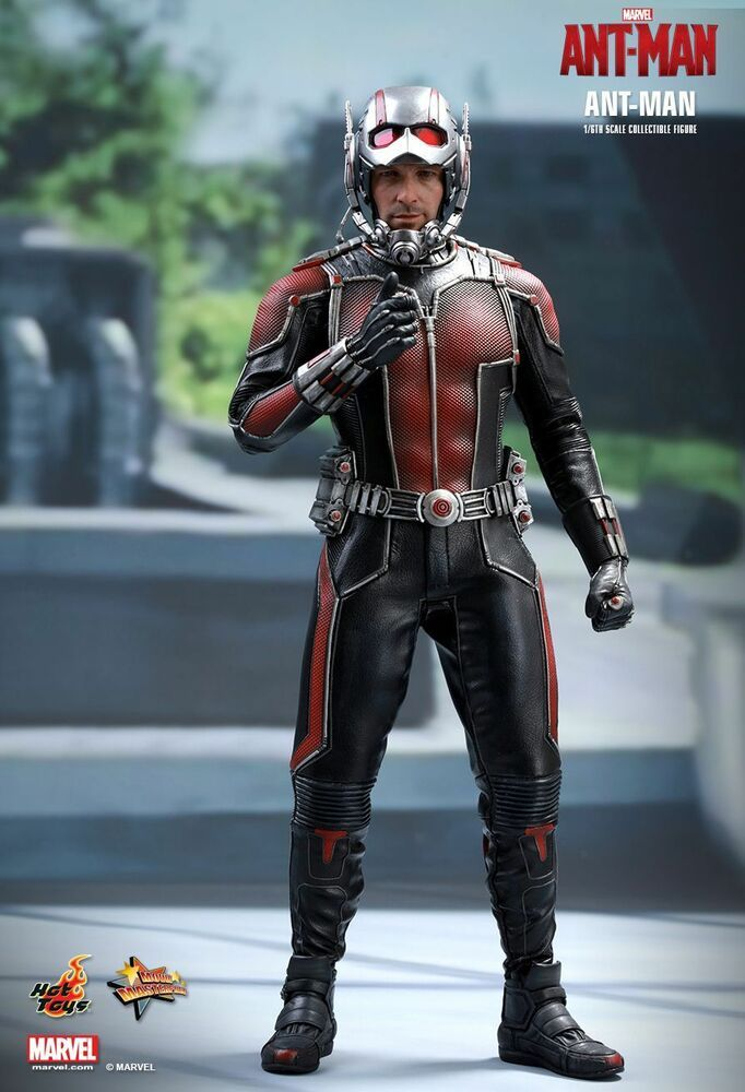 DEPOSIT HOT TOYS MMS497 ANT-MAN AND THE WASP PAUL RUDD SCOTT LANG 1//6 FIGURE