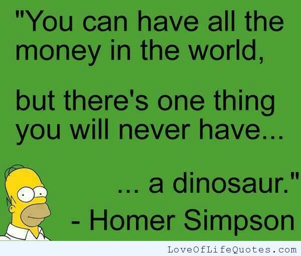 Simpsons Quotes: Quotes, Poems And Sayings