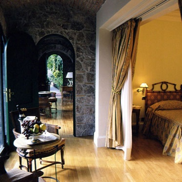 PORTFOLIO STUDIO SIMONETTI: room@Grand Hotel Timeo, Taormina, architectural project of interiors #hotelroom #hotelprocjet #grandhoteltimeo