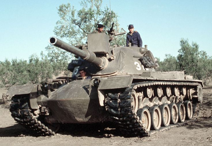 M48 Patton. My next car. Watch for it curb. Payback time.