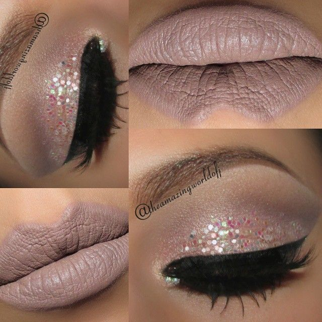 Love the color and glitter gorgeous perfect for new years night out