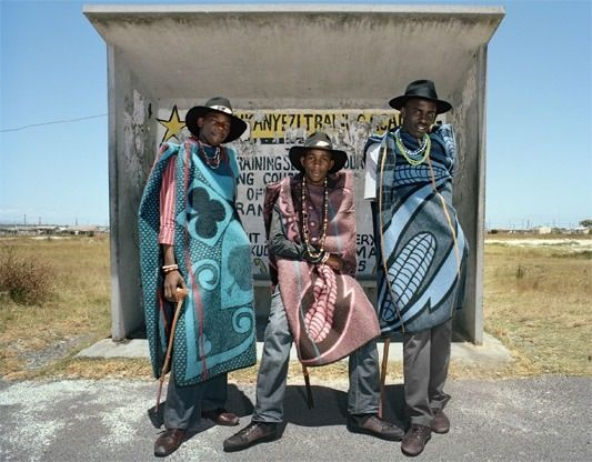Basotho initiation blankets: From boys to men   #Africa