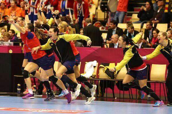 Handbal feminin: România câștigă primul meci al barajului cu Austria