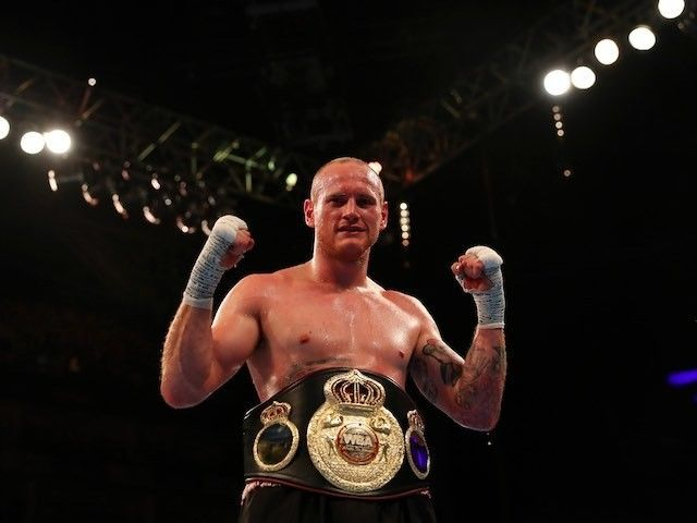 George Groves: 'Beating Martin Murray would create opportunities'