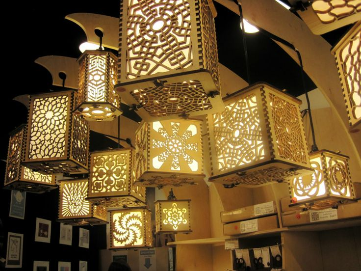 curious customs: Dope Lanterns, Lanterns Cluster, Laser Cut, Cut Lights, Coolers, Parties Ideas, Events Ideas, Sleeve Laser