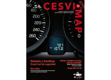 Revista CESVIMAP nº 66. Dummies y EuronCap: crash test de seguridad