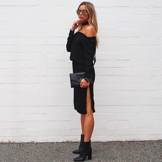 http://www.kookai.com.au/products/christina-dress-black