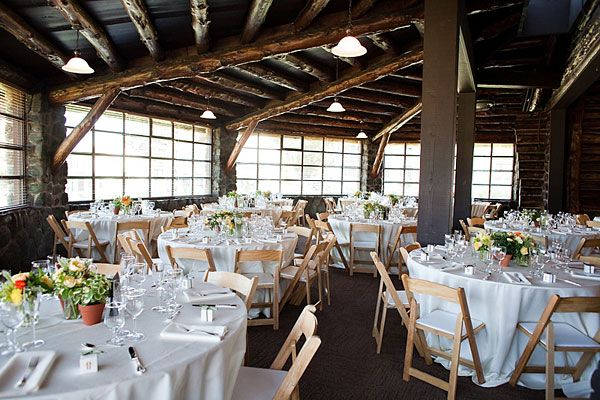The Presidio Log Cabin and Lawn San Francisco Wedding Venue San