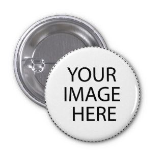 Template Blank ..  Add your image text here 1 Inch Round Button