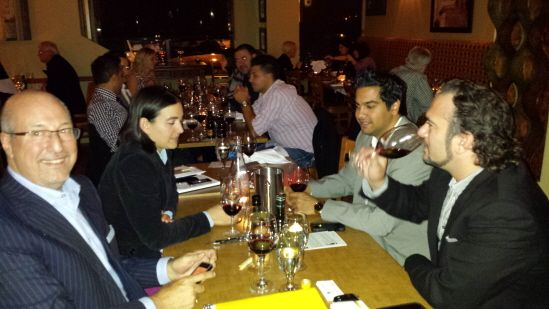 Our second Ruffino wine tasting took place October 19 at La Cucina Ristorante with another team of our top-notch wine reviewers who share their observations of the wines, pairings and experience below. You�ll find the pictures, videos and notes from the Ocober 18 Ruffino wine tasting here, and reviews of all Ruffino wines here. http://www.nataliemaclean.com/blog/a-tale-of-two-ruffino-wine-tasting-dinners-with-authentic-italian-food-pairings/