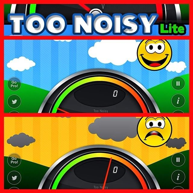 Apps For Classroom Management  This one monitors the noise level in the classroom all by itself and turns color when the room is too noisy.  I love it and it's free!