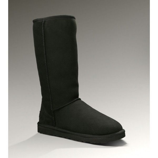 UGGS Sale Classic Tall 5815 Black Boots Outlet