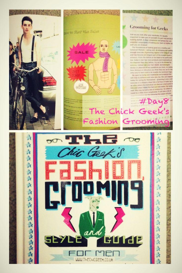#30DaysChallengeRamadan #Day8 | The Chick Geek's Fashion Grooming  5 bucks aja di toko buku-buku murah. Tips-tipsnya oke. Captured styles-nya keren-keren. Ada sedikit sejarah tentang selebritas geeks dari masa ke masa.