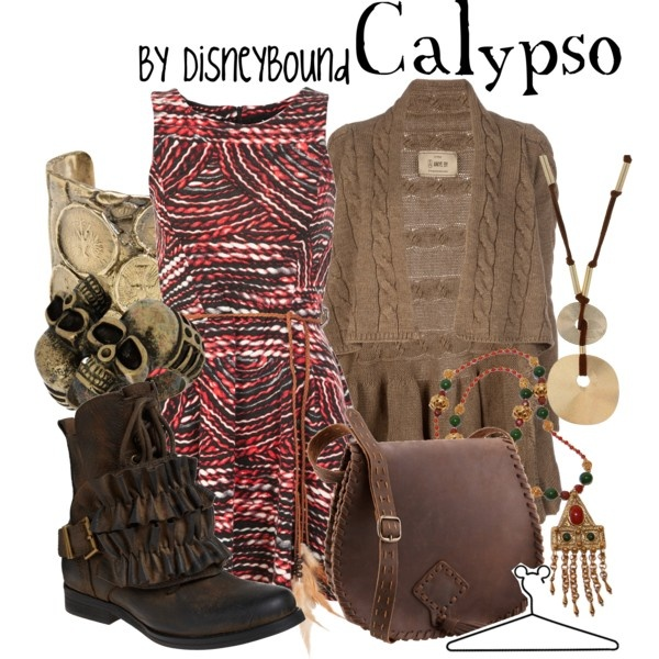 Calypso, created by lalakay on Polyvore
