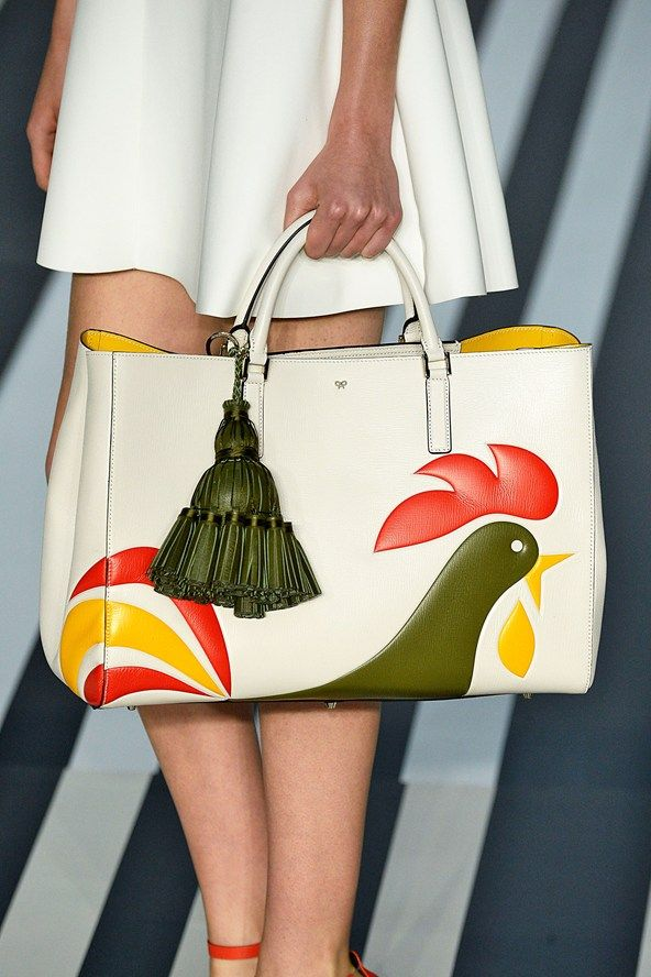 Anya Hindmarch. Autumn Winter 2014/15 LND FW