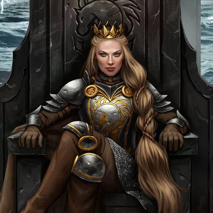 Diana Red - Rainha de Redânia