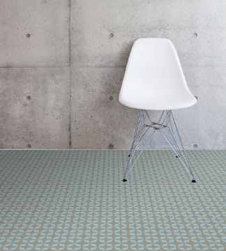 Capucine Vinyl Flooring Retro Vinyl Floor Tiles For Your Home