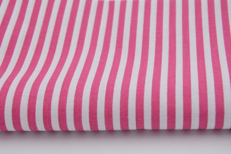 4. Fuchsia&white stripes