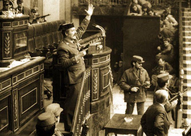 """El blog de """"Acebedo"""": El general asturiano Sabino Fernández Campo y el 23 de febrero de 1981 (y2)"""