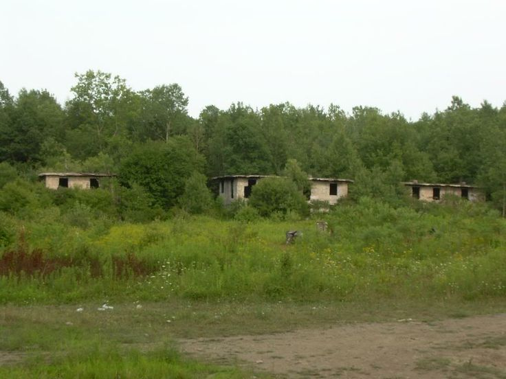 Concrete City was built by the coal companies for the purpose of housing.