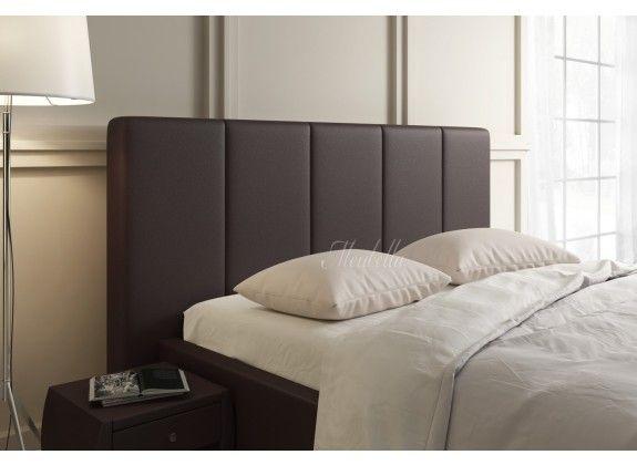 Meer dan 1000 idee n over hoofdbord bed op pinterest eiken slaapkamer slaapkamer suites en - Modern hoofdbord ...