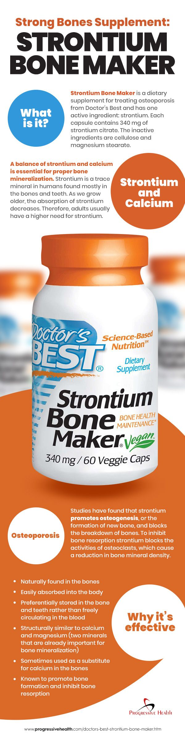 15++ Is strontium safe to take for osteoporosis info