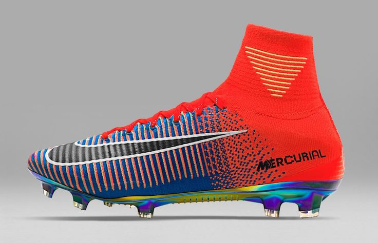 http://SneakersCartel.com Nike's Pixelated Mercurial Superfly x EA Sports Football Cleats #sneakers #shoes #kicks #jordan #lebron #nba #nike #adidas #reebok #airjordan #sneakerhead #fashion #sneakerscartel https://www.sneakerscartel.com/nikes-pixelated-mercurial-superfly-x-ea-sports-football-cleats/