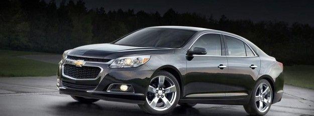 Chevrolet Malibu Model Year 2014