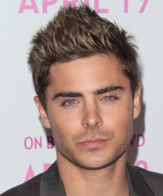 Zac Efron Short Hair | Zec Efron Hairstyles ~ Brand New Hair Styles | Curly Cut | Latest Hair ...